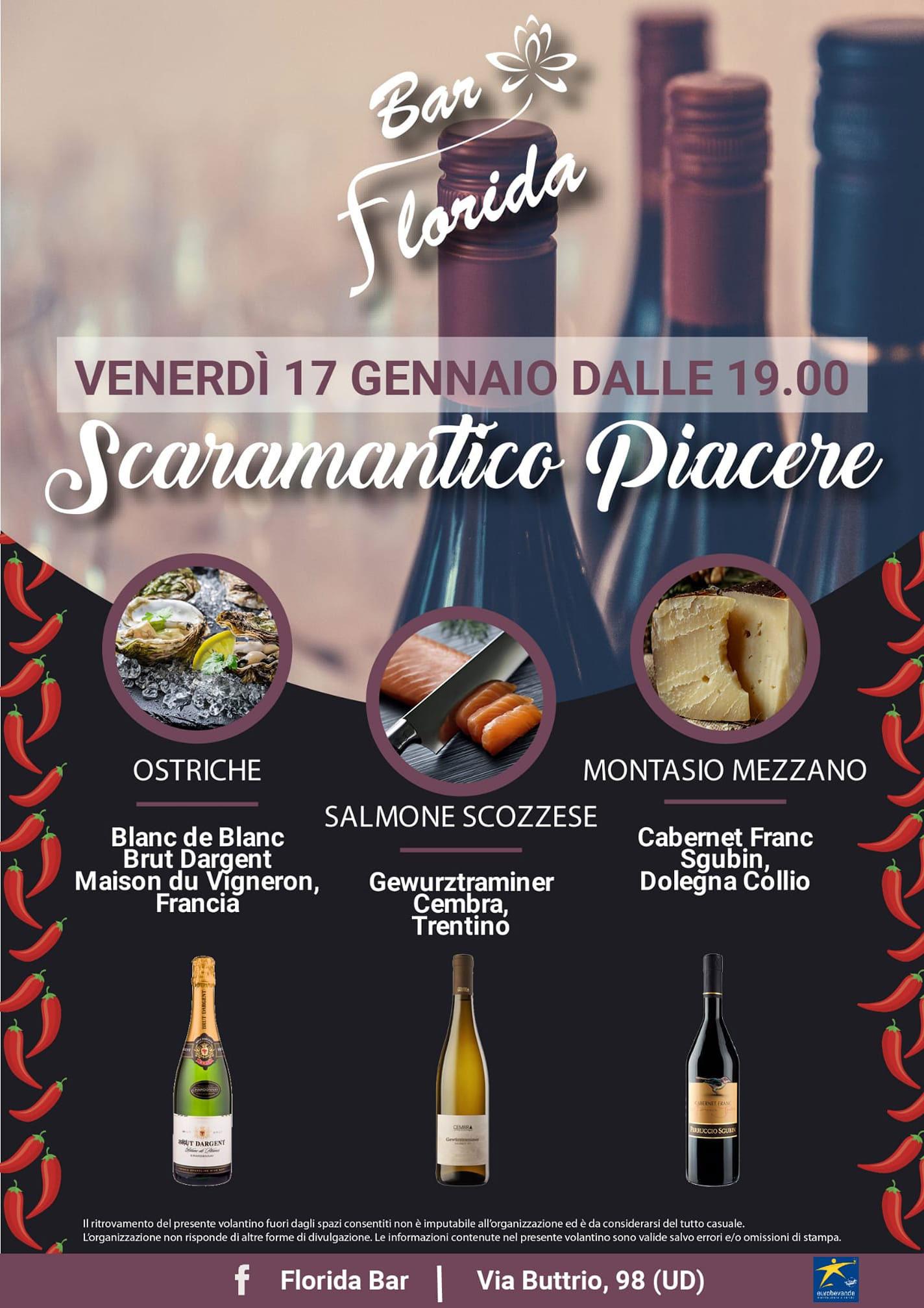 Florida Bar - Udine - 17 gennaio 2020